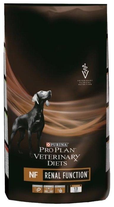 Корм для собак Pro Plan Veterinary Diets Renal Function при заболеваниях почек 4шт. х 3 кг