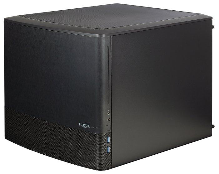 Fractal Design Компьютерный корпус Fractal Design Node 804 Black