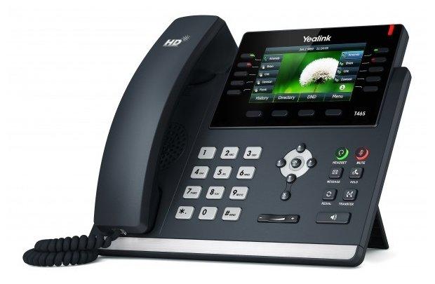 VoIP-телефон Yealink SIP-T46S (SIP-T46S)