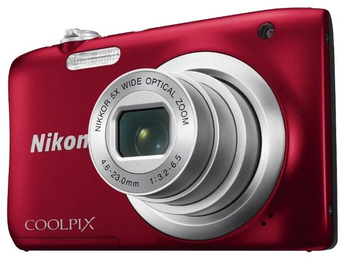 Nikon Компактный фотоаппарат Nikon Coolpix A100