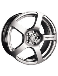 Racing Wheels H-218 6x14 4x100 ET 35 Dia 67.1 W - фото 1