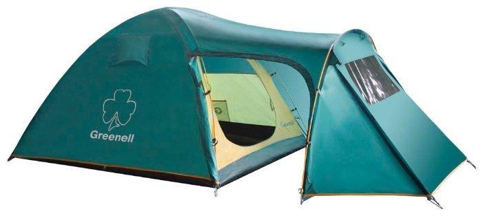 Палатка GREENELL Каван 2, зеленый