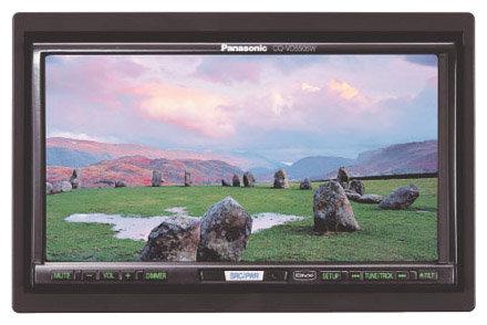 Panasonic CQ-VD5505W5