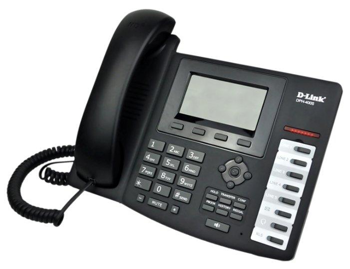 D-link VoIP-телефон D-link DPH-400S/E/F4