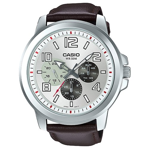 Фото - Наручные часы CASIO MTP-X300L-7A наручные часы casio mtp 1253d 7a