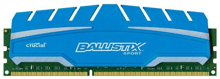 Ballistix BLS8G3D169DS3CEU