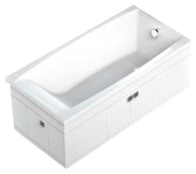 Отдельно стоящая ванна belux Импульс 1500