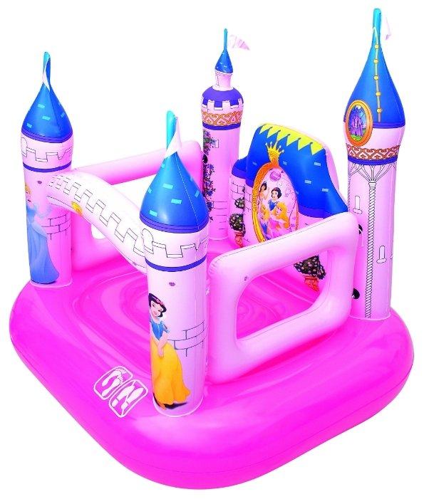 Надувной комплекс Bestway Disney Princess Castle (91050)
