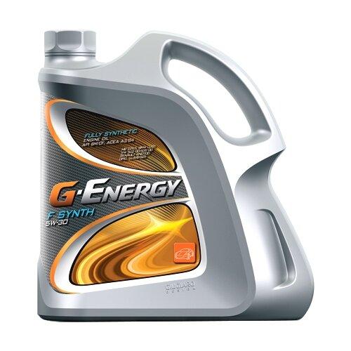 Фото - Синтетическое моторное масло G-Energy F Synth 5W-30, 4 л синтетическое моторное масло g energy synthetic super start 5w 30 4 л