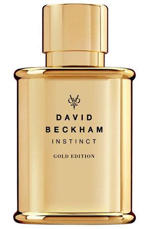 купить David Beckham Instinct Gold Edition в минске с доставкой из