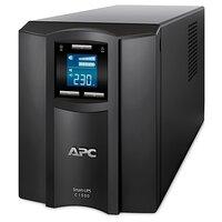 APC by Schneider Electric Smart-UPS SC 1500VA 230V - 2U Rackmount/Tower (SMC1500I)