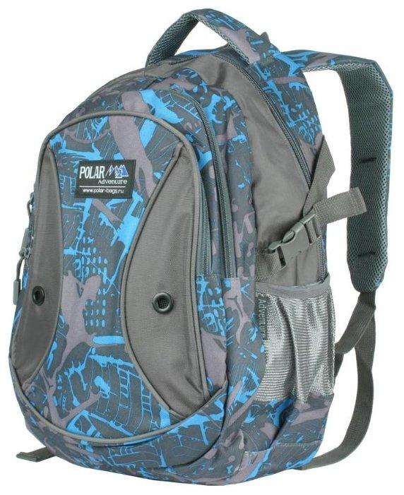 Рюкзаки polar модель 80062 рюкзак швейцарский купить