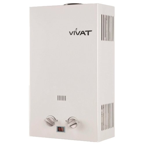 Проточный газовый водонагреватель Vivat JSQ 24-12 NG (природный газ)