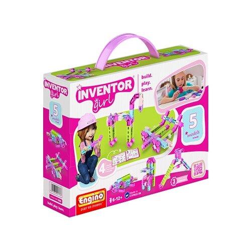 Купить Конструктор ENGINO Inventor Girl IG05, Конструкторы
