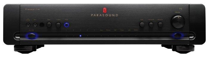 Предварительный усилитель Parasound P5