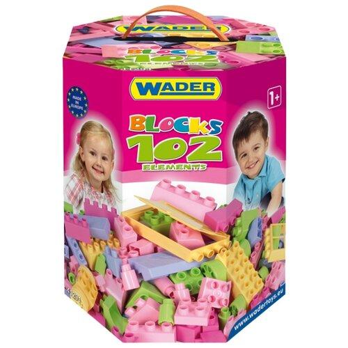 Купить Конструктор Wader Blocks 41291, Конструкторы