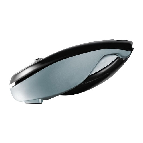 Мышь Trust Curve Wireless Foldable Mouse Black USB