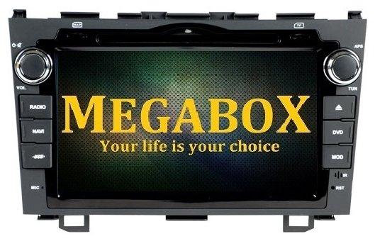 Автомагнитола Megabox Honda CRV CE6601