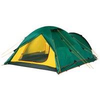 """Палатка Alexika """"Tower 4 Plus"""" (green)"""