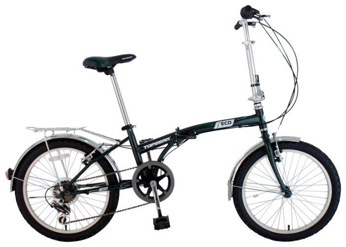 Подростковый городской велосипед Top Gear Eco (ВМЗС2082)