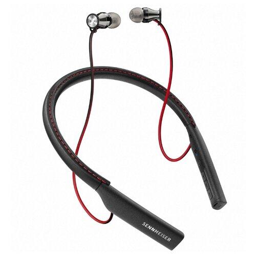 Беспроводные наушники Sennheiser Momentum In-Ear Wireless black беспроводные наушники sennheiser momentum free black