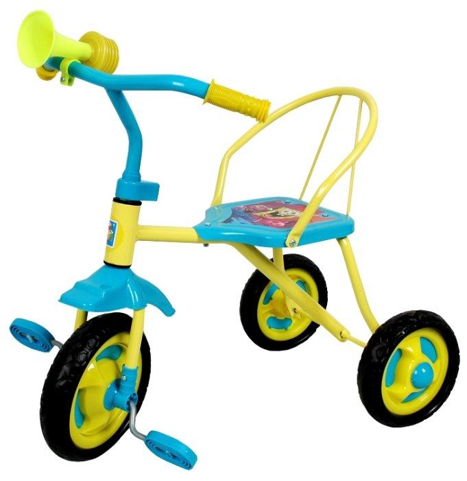 Трехколесный велосипед 1 TOY Т58442 Губка Боб