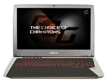 ASUS ROG G701VI (Intel Core i7 7820HK 2900 MHz/17.3