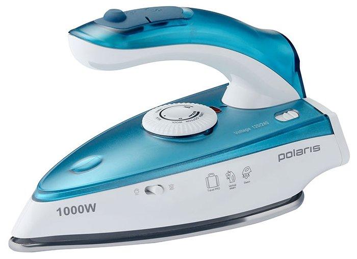 Polaris PIR 1004T, Blue утюг дорожный