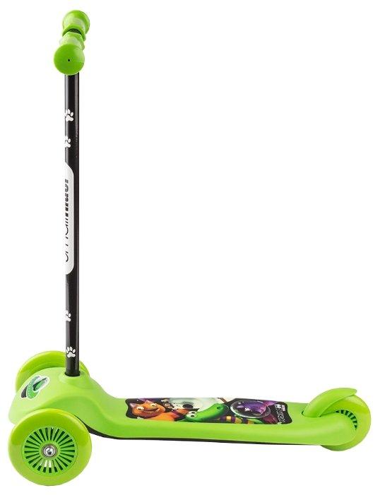 Кикборд Small Rider Cosmic Zoo Scooter