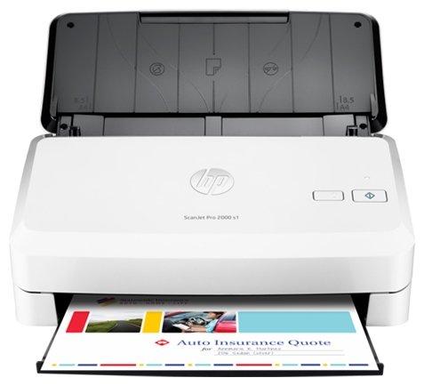 HP Сканер HP ScanJet Pro 2000 s1