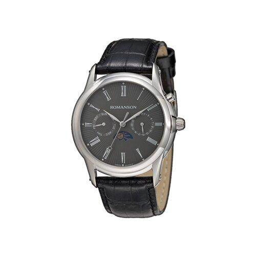 Фото - Наручные часы ROMANSON TL3211FMW(GR) romanson tl 0334c lw gr