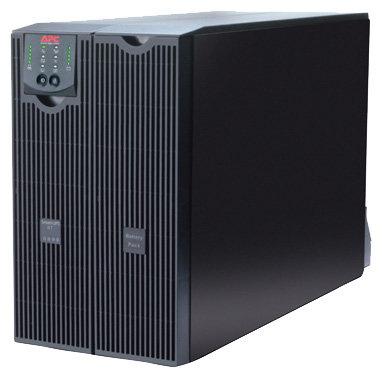 ИБП с двойным преобразованием APC by Schneider Electric Smart-UPS RT 8000VA 230V