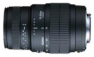 Sigma Объектив Sigma AF 70-300mm f/4-5.6 DG MACRO Pentax KA/KAF/KAF2