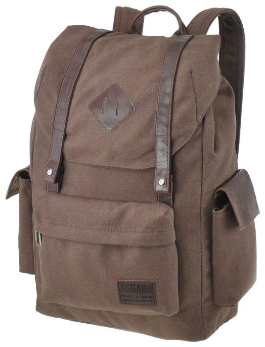 b83f483ba992 Рюкзак asgard коричневый р 5571 купить в интернет магазине 👍