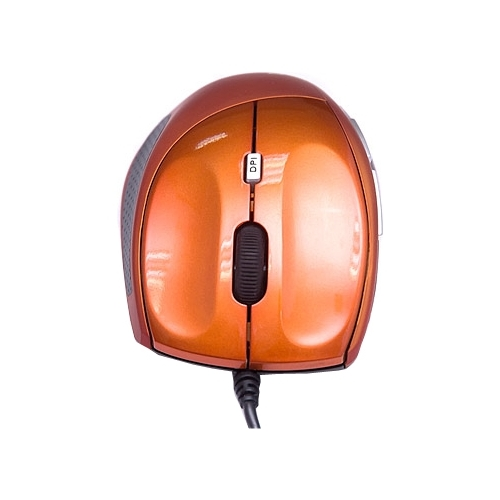 Мышь Dialog MOK-18U Orange USB