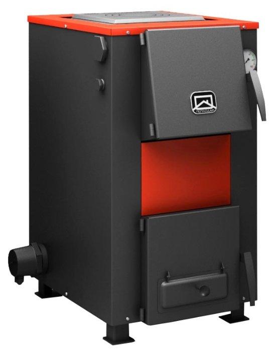 Комбинированный котел Теплодар Куппер ОВК 18 18 кВт одноконтурный