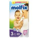 Molfix подгузники 7/24 (4-9 кг)