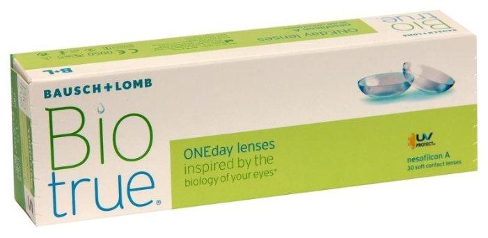 Bausch & Lomb Biotrue ONEday (30 линз)