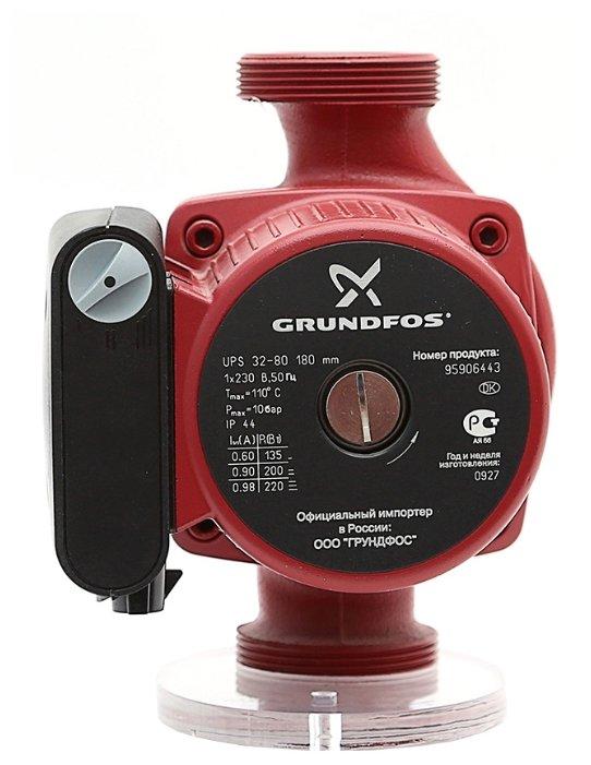 Grundfos UPS 32-80 180