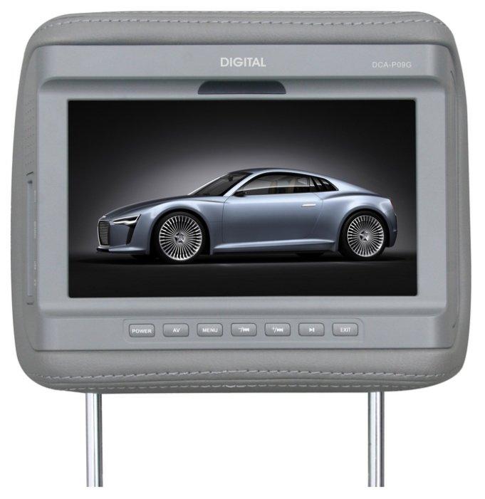Автомобильный монитор DIGITAL DCA-P09G