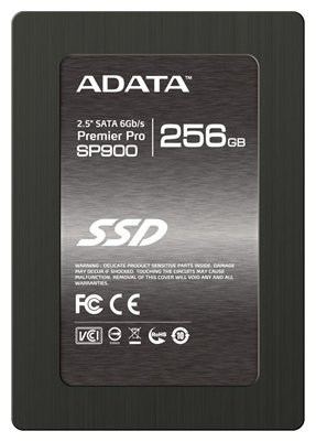 A-DATA SATA III 256Gb ASP900S3-256GM-C SP900 2.5""