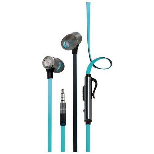 Наушники INTERSTEP BWhite Headset blue/black
