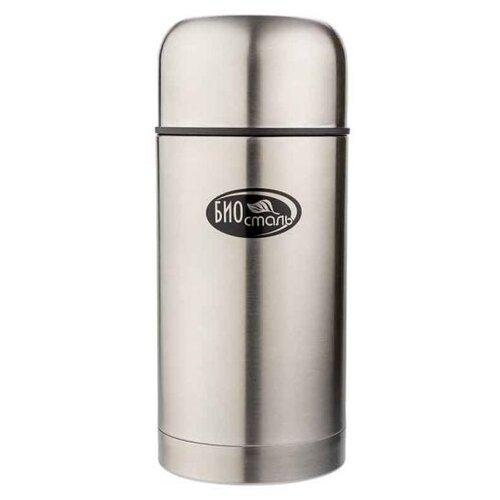 Термос для еды Biostal NT-750, 0.75 л серебристый