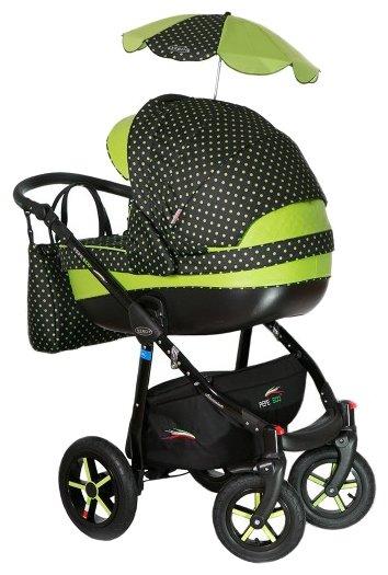 Универсальная коляска Verdi Pepe Eco (3 в 1)
