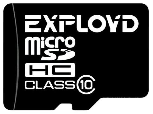 EXPLOYD Карта памяти EXPLOYD microSDHC Class 10