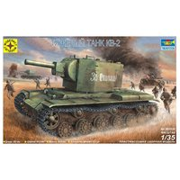 Сборная модель Моделист Танк КВ-2 (303535) 1:35