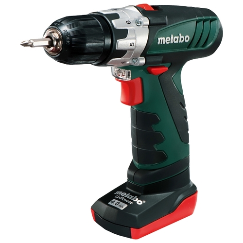 Дрель-шуруповерт metabo PowerMaxx BS 2013 Pro 4.0Ah x2 Case