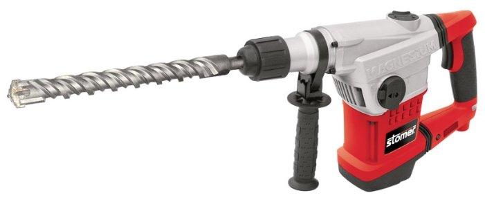 Перфоратор сетевой Stomer SRD-1300-K (10 Дж)