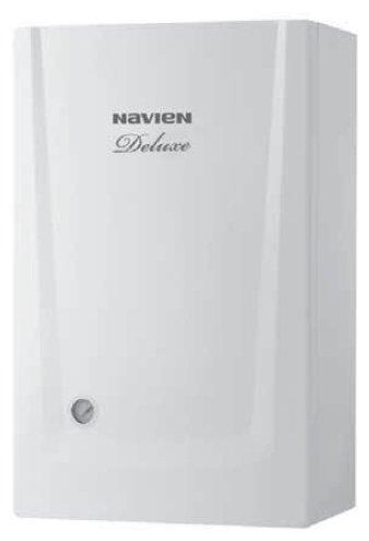 Газовый котел Navien DELUXE COAXIAL 24K 24 кВт двухконтурный