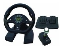 ATOMIC ACCESSORIES TVR Motor Force XBOX360 Racing Wheel